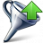 Funnel Up Icon 48x48