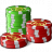 Gambling Chips 2 Icon 48x48