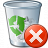 Garbage Error Icon 48x48