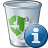 Garbage Information Icon 48x48