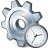 Gear Time Icon 48x48