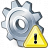 Gear Warning Icon 48x48