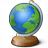 Globe Icon 48x48