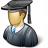 Graduate Icon 48x48
