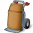 Hand Truck Bag Icon 48x48