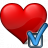 Heart Preferences Icon 48x48