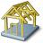 House Framework Icon 48x48