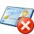 Id Card Error Icon 48x48