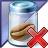 Jar Bean Enterprise Delete Icon 48x48