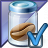 Jar Bean Enterprise Preferences Icon 48x48