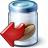 Jar Bean Out Icon 48x48