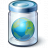 Jar Earth Icon 48x48
