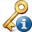 Key Information Icon 48x48