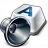 Keyboard Key Speaker Icon 48x48