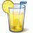 Lemonade Glass Icon 48x48