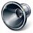 Loudspeaker Icon 48x48