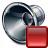 Loudspeaker Stop Icon 48x48