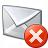 Mail Error Icon 48x48