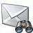 Mail Find Icon 48x48