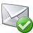 Mail Ok Icon 48x48