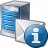 Mail Server Information Icon 48x48