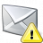 Mail Warning Icon 48x48