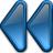 Media Rewind Icon 48x48