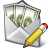 Money Envelope Edit Icon 48x48