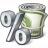 Money Interest Icon 48x48