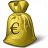 Moneybag Euro Icon 48x48