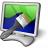 Monitor Brush Icon 48x48