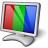 Monitor Rgb Icon 48x48