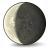 Moon Half Icon 48x48
