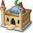 Mosque Icon 48x48