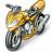 Motorbike Icon 48x48