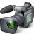 Movie Camera Icon 48x48