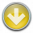 Nav Down Yellow Icon 48x48