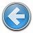 Nav Left Blue Icon 48x48