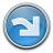 Nav Redo Blue Icon 48x48