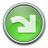 Nav Redo Green Icon 48x48