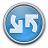 Nav Refresh Blue Icon 48x48