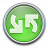 Nav Refresh Green Icon 48x48
