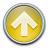 Nav Up Yellow Icon 48x48