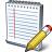 Notebook Edit Icon 48x48