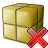 Package Delete Icon 48x48