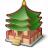 Pagoda Icon 48x48