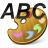 Palette Text Icon 48x48