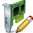 Pci Card Edit Icon 48x48