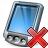Pda Delete Icon 48x48