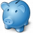 Piggy Bank Icon 48x48